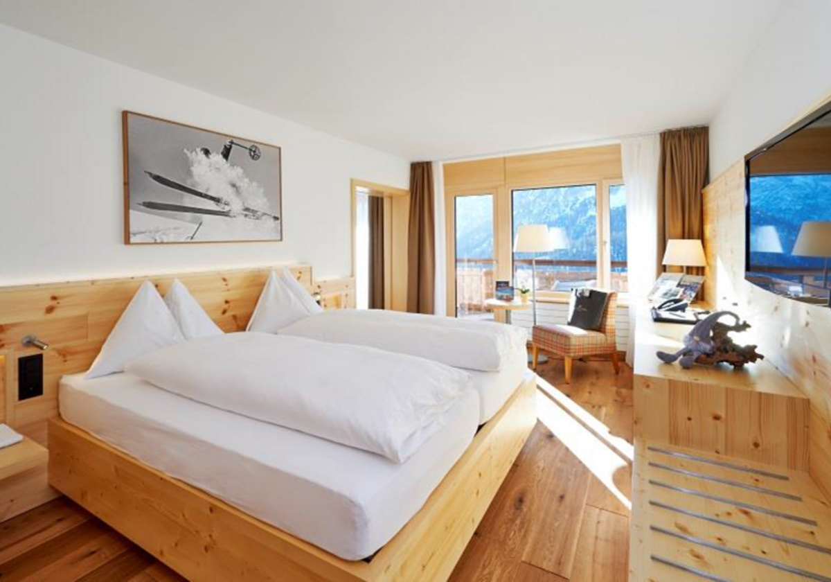 Waldhotel National, Arven Suite