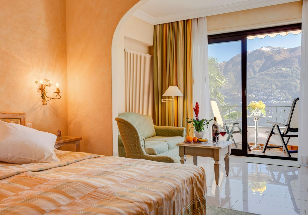 Boutique-Hotel La Rocca, Junior Suite mit Seesicht