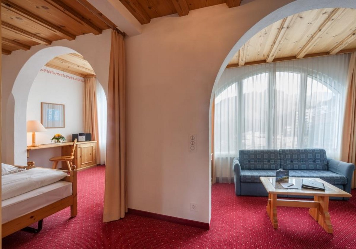 Waldhotel National, Junior Suite