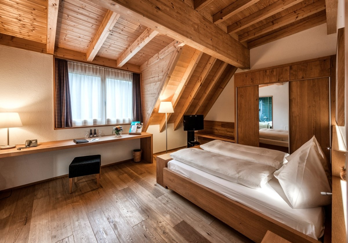 Waldhotel National, Dach-Suite